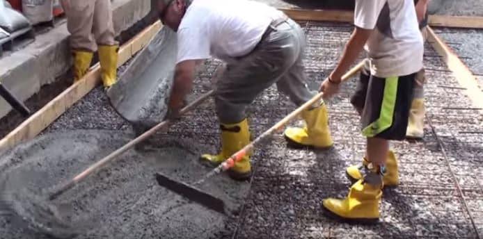 Concrete Services - Concrete Foundations Oakland