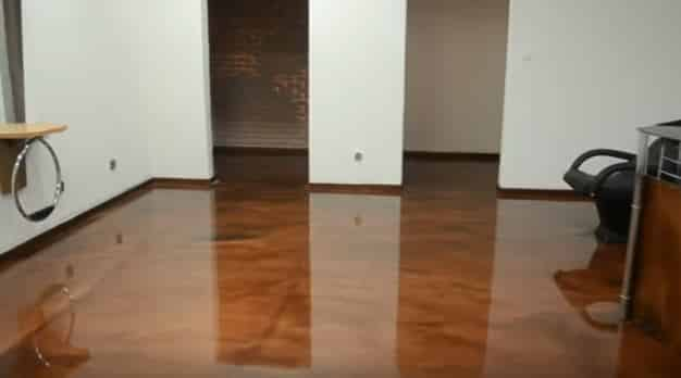 Concrete Services - Epoxy Flooring Adams Point